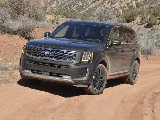 2020 Kia Telluride First Drive – Your Road Trip Awaits