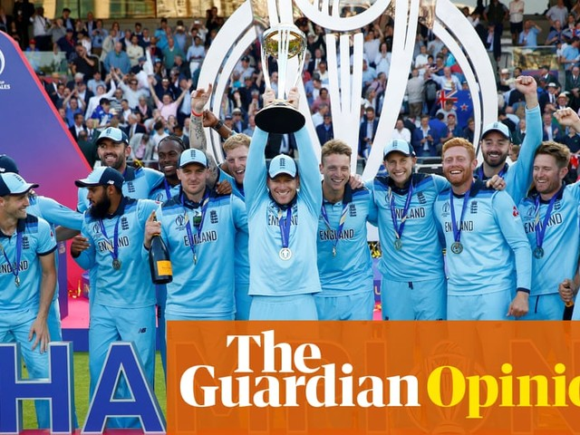 The right result in the Cricket World Cup final would have been a tie | Simon Jenkins