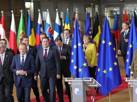 EU leaders approve moving to second stage of Brexit negotiations, Tusk announces