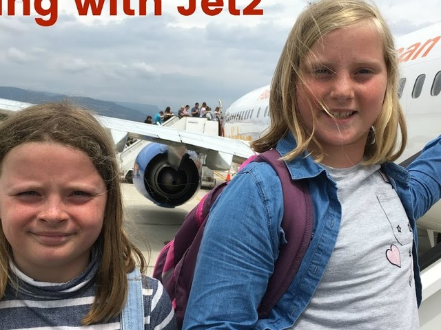 Flying for the first time with Jet2 from Stansted Airport