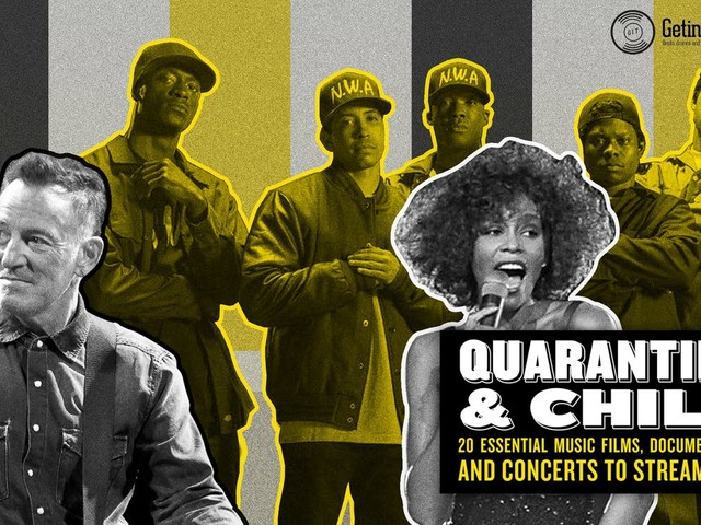 Quarantine and Chill Part I: 20 essential music films, documentaries and concerts to watch right now
