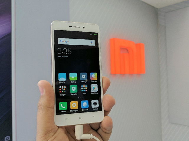 Xiaomi Redmi 4A: Hands on and first impressions