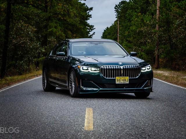 TEST DRIVE: 2020 ALPINA B7 — Ultimate Touring Machine
