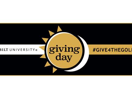 Vanderbilt Giving Day set for April 4