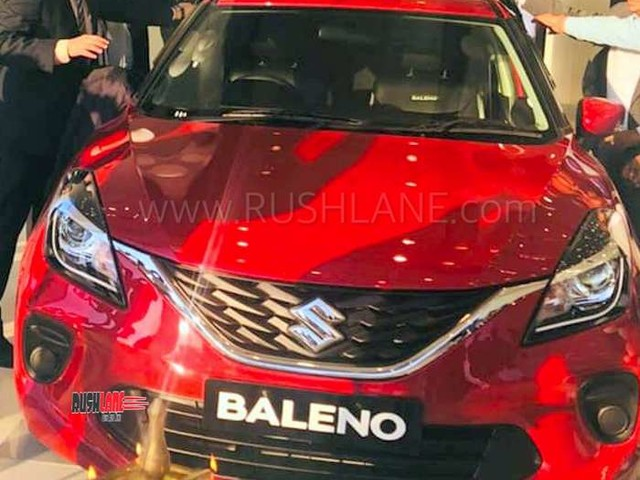 Toyota Baleno launch this month with petrol Alpha, Zeta trims in manual, CVT