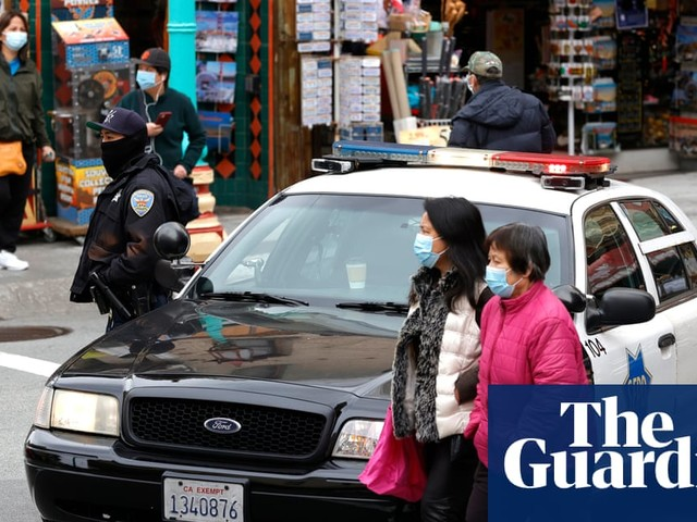 San Francisco's Chinatown reckons with Atlanta attacks: 'I don't feel safe anywhere'