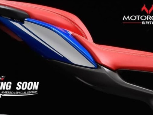 Kinetic Motoroyale to bring 5 America Special Edition of the MV Augusta Brutale 800 RR in India