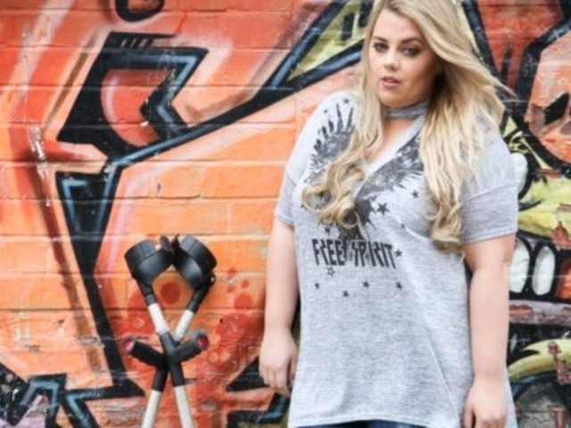 A UK Fashion Brand Has Collaborated With A Plus-Size Disabled Model For A First-Of-Its-Kind Collection