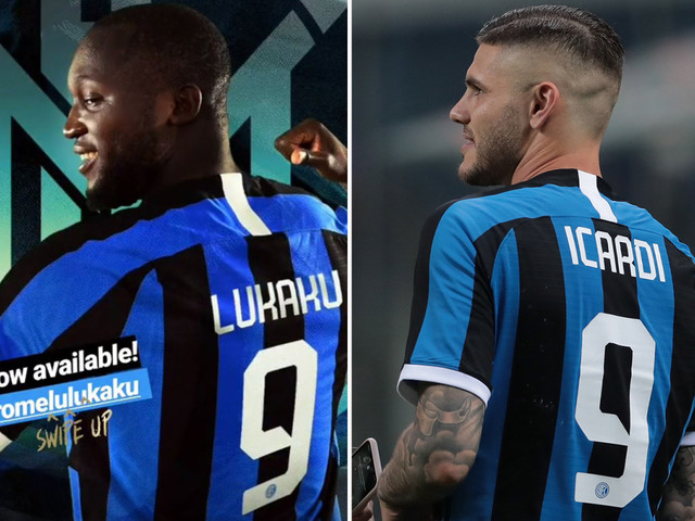 Mauro Icardi stripped of Inter Milan's No9 shirt and captaincy after Romelu Lukaku transfer