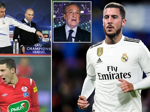 How Real Madrid FINALLY landed Eden Hazard after 10 years of trying