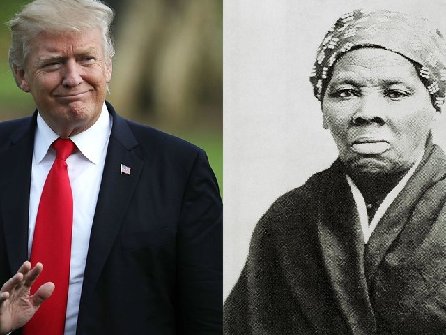 Donald Trump's Treasury may not put Harriet Tubman on the $20 bill after all, because of course it won't