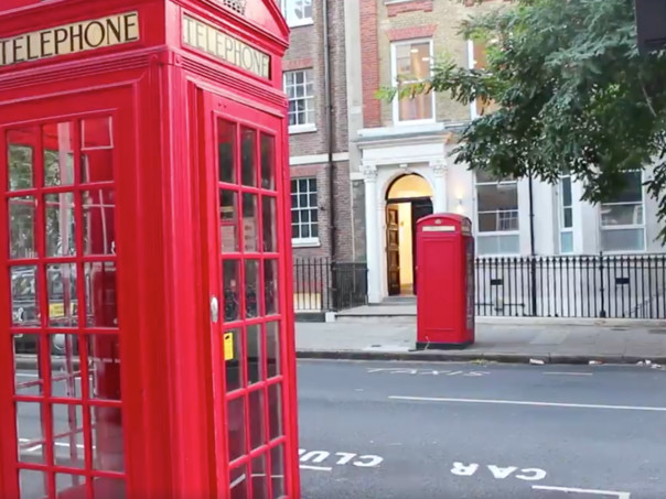 Spot The Difference With London Telephone Boxes