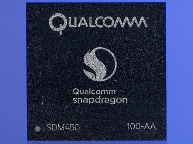 Qualcomm launches Snapdragon 450 at MWC Shanghai 2017