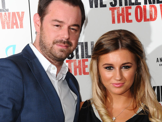Danny Dyer's Daughter, Dani, Forced To Quit 'Survival Of The Fittest' After Only A Day Due To Injury