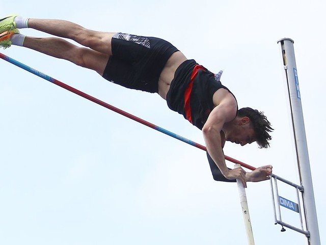 British Olympic Pole Vaulter Harry Coppell's Painful Accident Reveals Danger Even After Safe Landing
