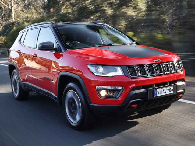 Review: 2018 Jeep Compass Trailhawk review, test drive