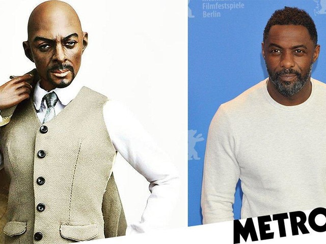 This Idris Elba doll worth £850 is getting royally mocked because it looks nothing like Idris Elba