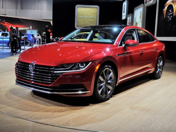 Volkswagen Arteon Continues Slow Track to U.S.; EPA Numbers Released