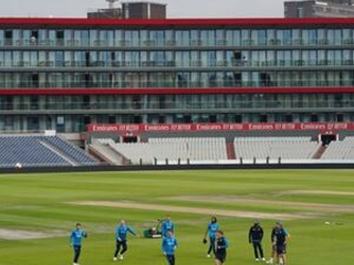 Final England-India test off after outbreak in Indian camp