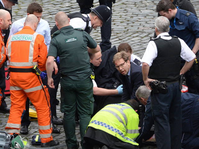 London Attack: Tobias Ellwood Reflects On 'Mad World' After Trying To Save Dying Policeman