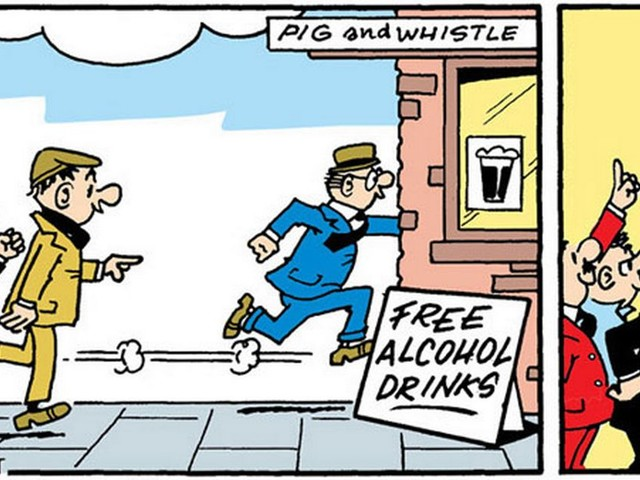 Andy Capp - 27th September 2020