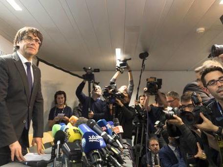 Belgium studying Spanish warrant for ex-Catalan leader