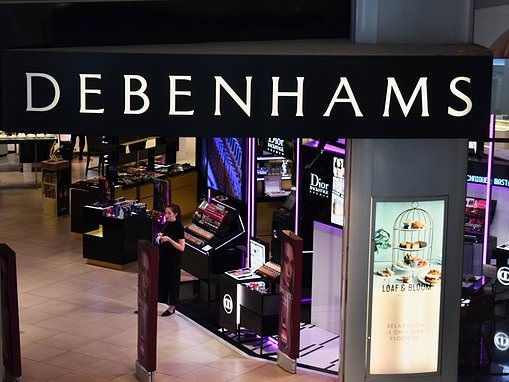 Sports Direct boss Mike Ashley revives interest in Debenhams
