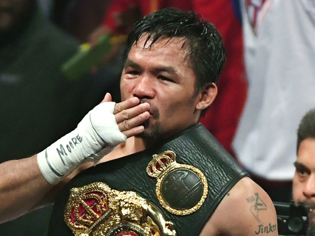 'Not afraid to die': Filipino boxing icon Manny Pacquiao leads from the front in coronavirus battle