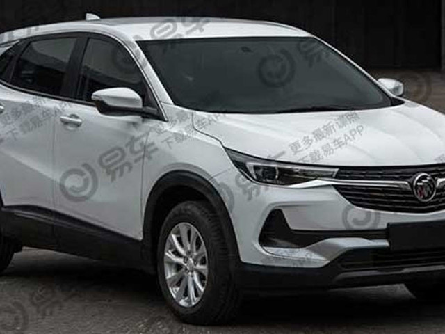 China's 2020 Buick Encore II To Sit Alongside New Chevrolet Tracker