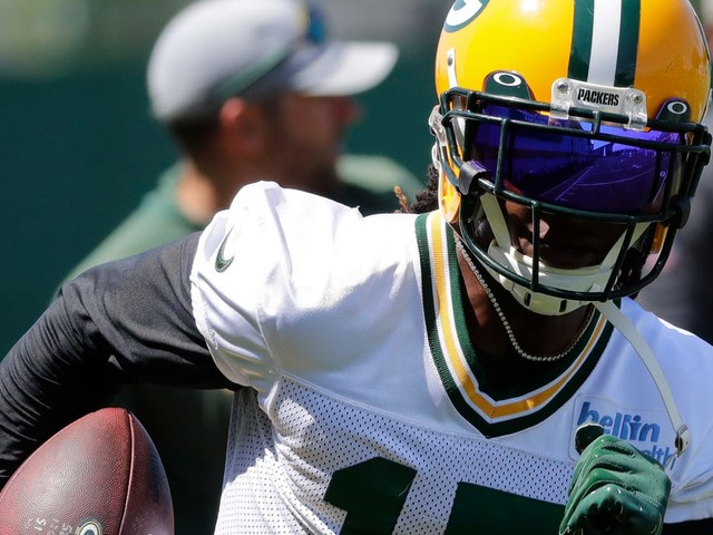 Davante Adams, Green Bay Packers at impasse in contract extension talks