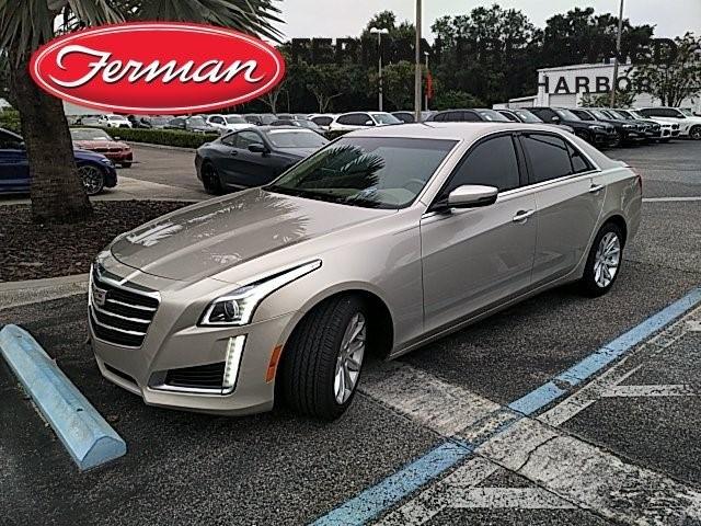 2015 Cadillac CTS Luxury RWD