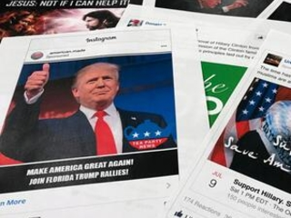 Study links Russian tweets to release of hacked emails