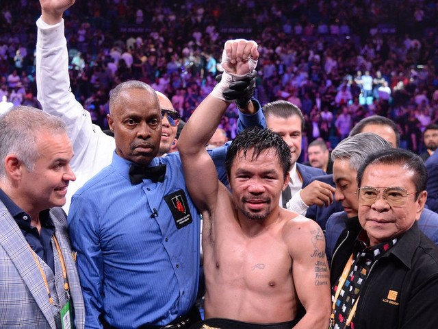 Pacquiao targeting Danny Garcia or Mikey Garcia for next fight