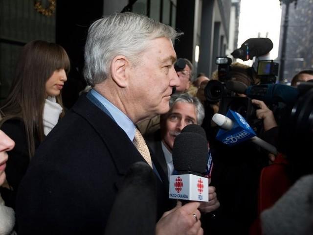 Trump pardons 2, including former Canadian media mogul Conrad Black