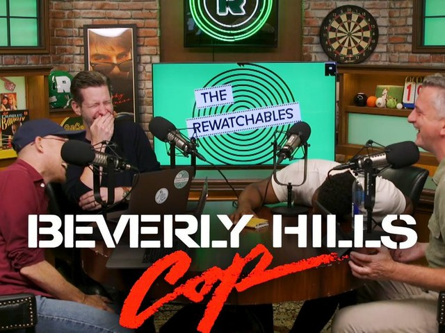 'Beverly Hills Cop' With Bill Simmons, Wesley Morris, Sean Fennessey, and Chris Ryan