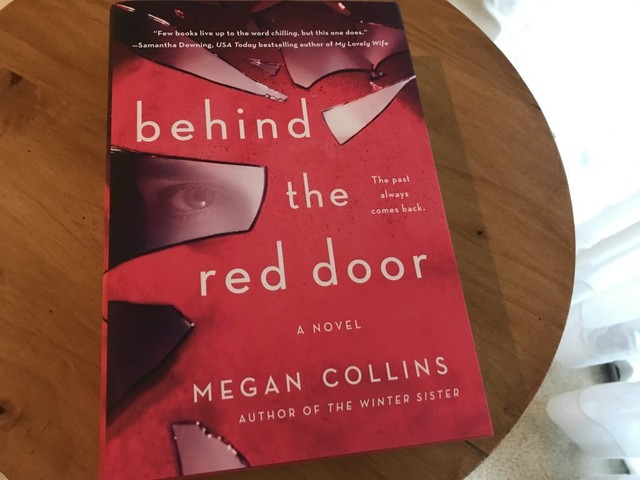 'Anxiety Is Not Something You Can Just Turn Off': Author Megan Collins On New Book 'Behind The Red Door'