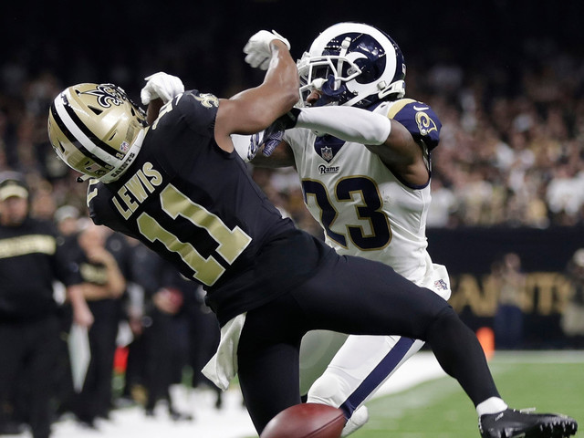 NFL heads may roll after Saints-Rams blown call
