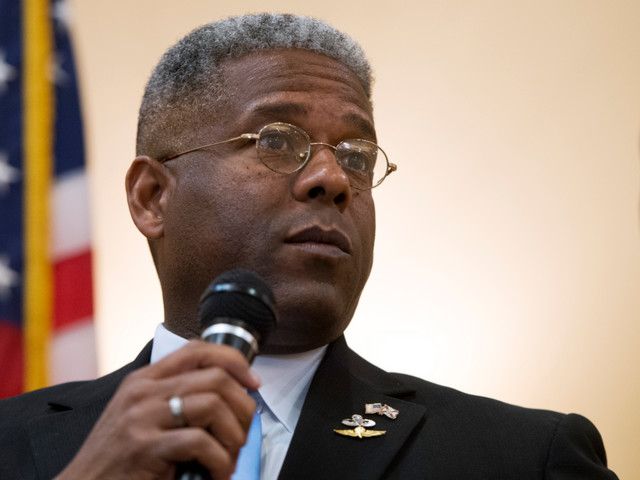 Texas GOP chairman Allen West floats secession in reaction to SCOTUS shooting down election suit