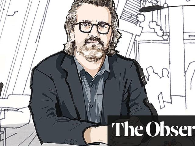 Olafur Eliasson: 'I brought a frozen chicken into art school'