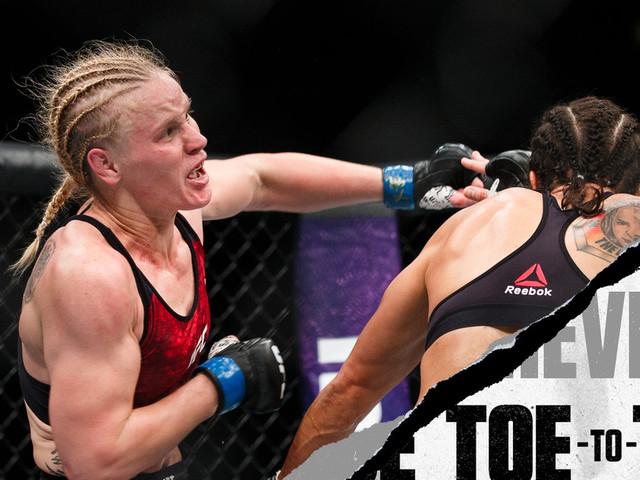 UFC 231: Jedrzejczyk vs Shevchenko Toe-to-Toe Preview