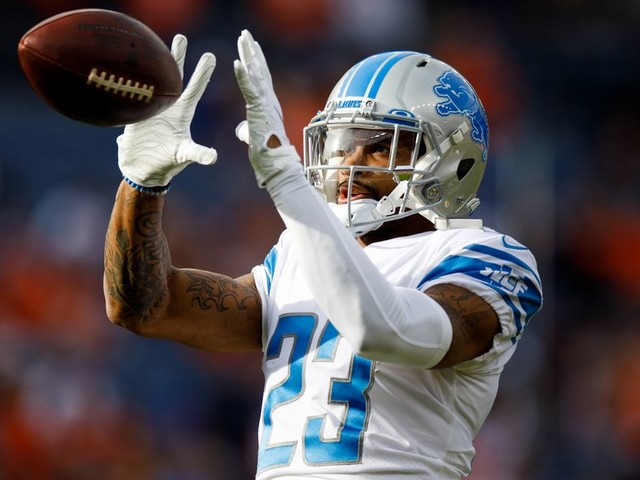 The Lions need defensive help to escape the NFC North basement