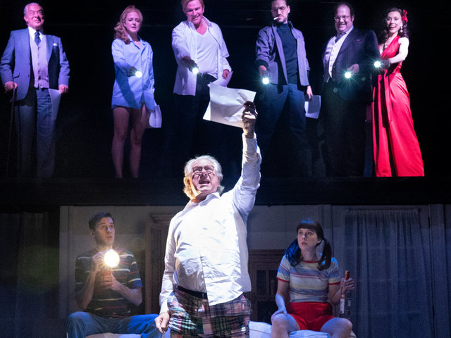 Review: A 'Nantucket Sleigh Ride' with Frozen Disney and Hot Lobster