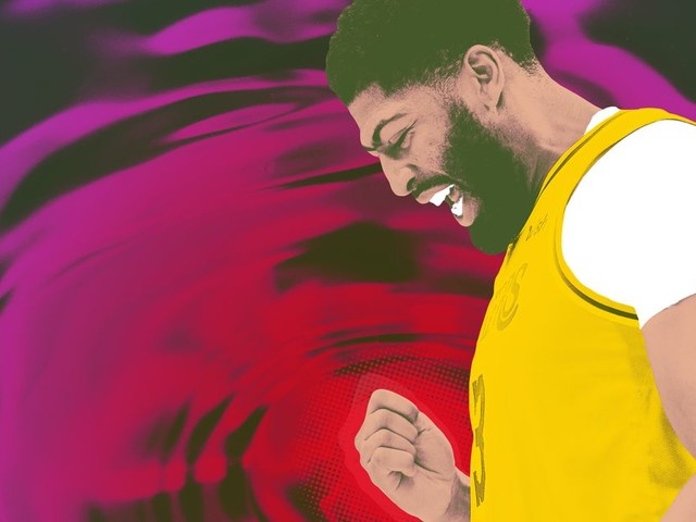 Thumbs Down: Anthony Davis's Injury Could Put the Lakers' Season on the Brink