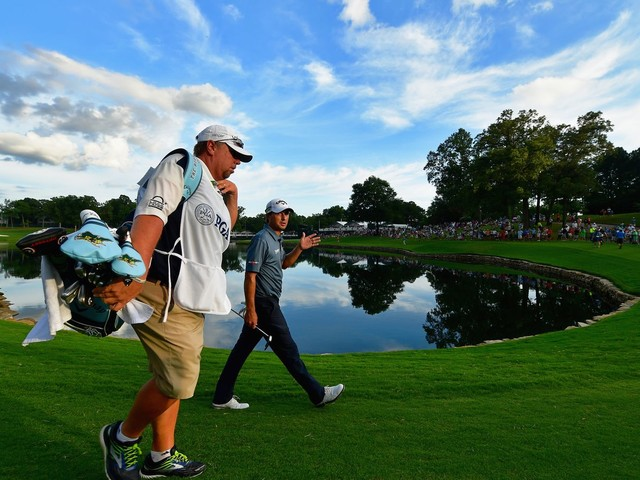 PGA Championship 2017 scores: Kevin Kisner holds on to slim lead at Quail Hollow