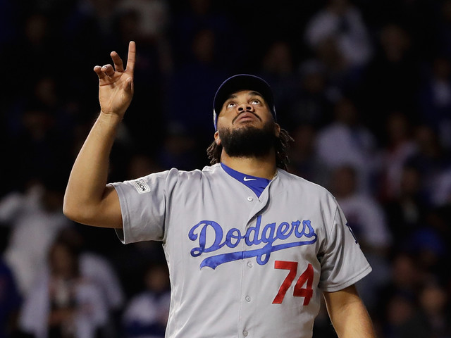 Dodgers One Win Away From World Series With 6-1 Win Over Cubs