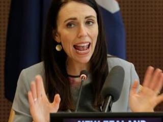 New Zealand's Ardern seeking reelection in Sept. 19 vote