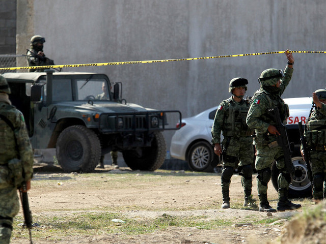 Burnt bodies of troupe of musicians discovered – Mexican gang suspected of grisly mass murder