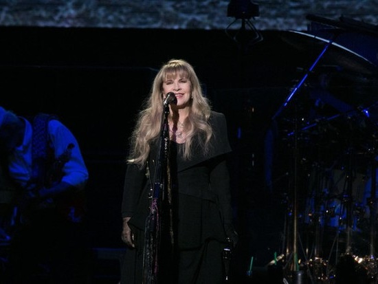Rock Hall nominee Stevie Nicks empowers through her songs