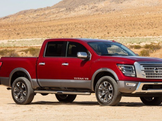 2020 Nissan Titan Gains New Look, Power and Tech