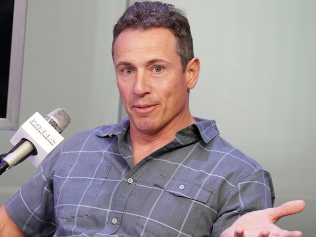 Chris Cuomo once referred to himself as 'Fredo' in radio interview